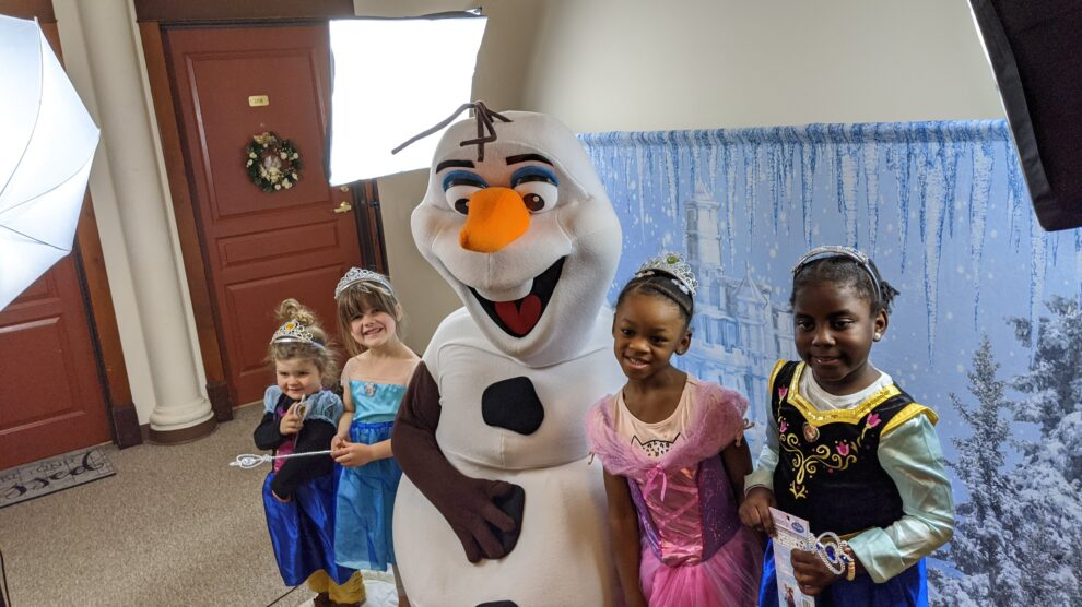 Silly Snowman Does The Limbo & More!