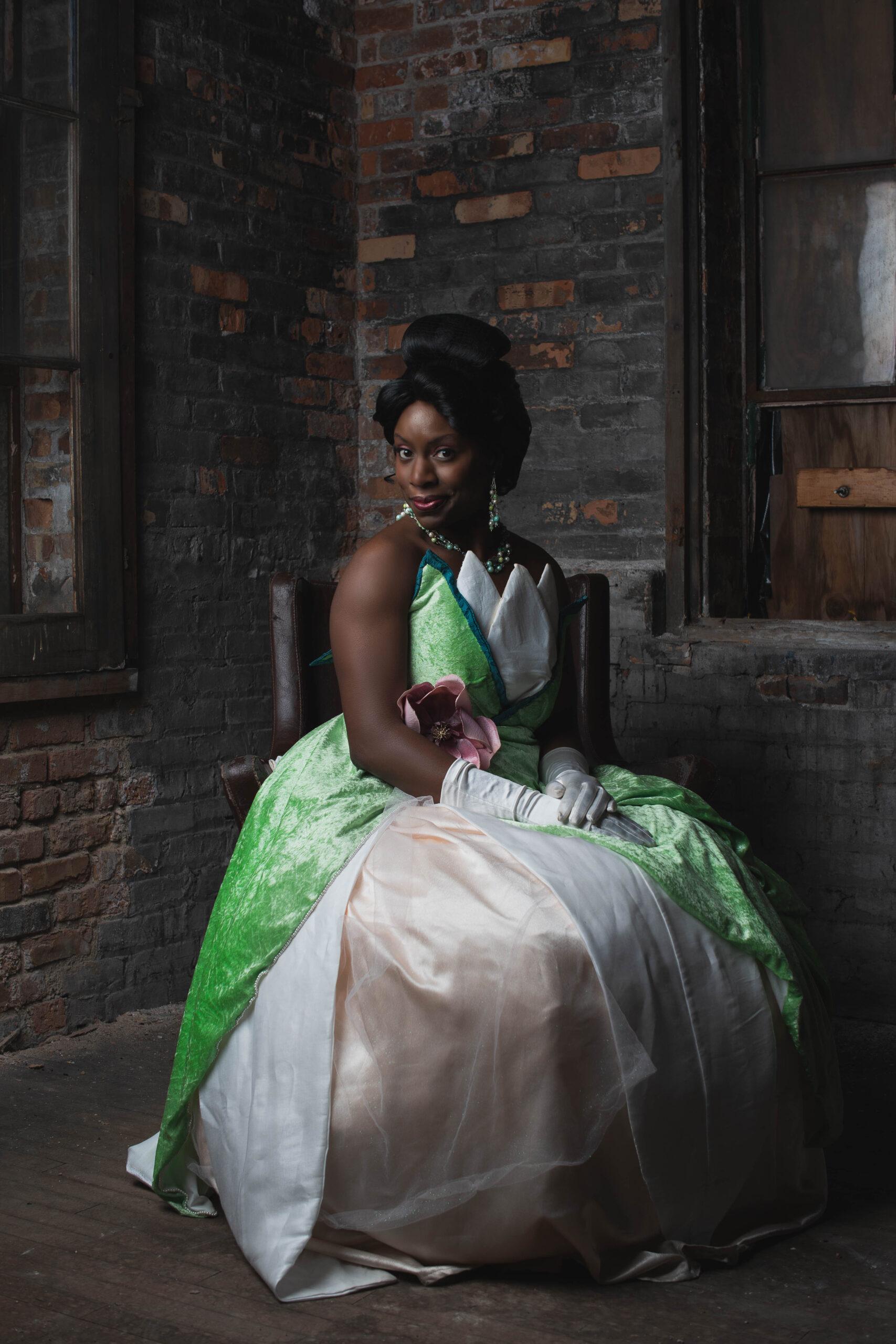 Princess of the Bayou