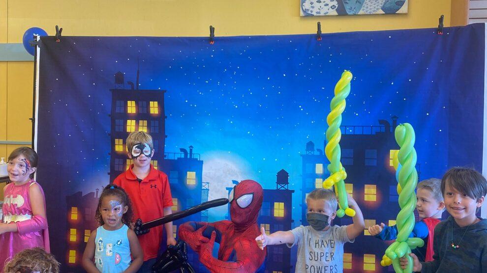 Superhero Sunday Was A Success!