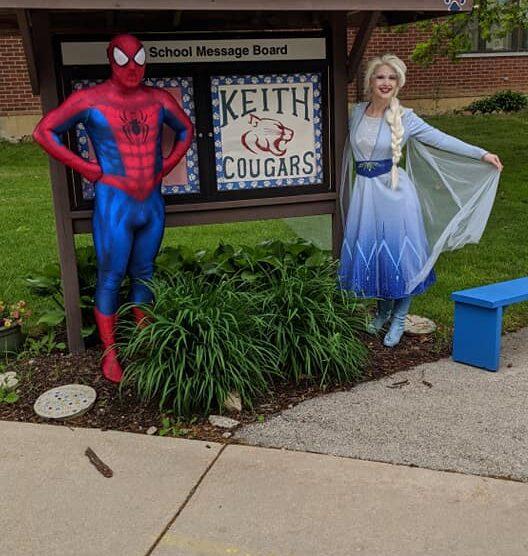 Keith School's Summer Farewell
