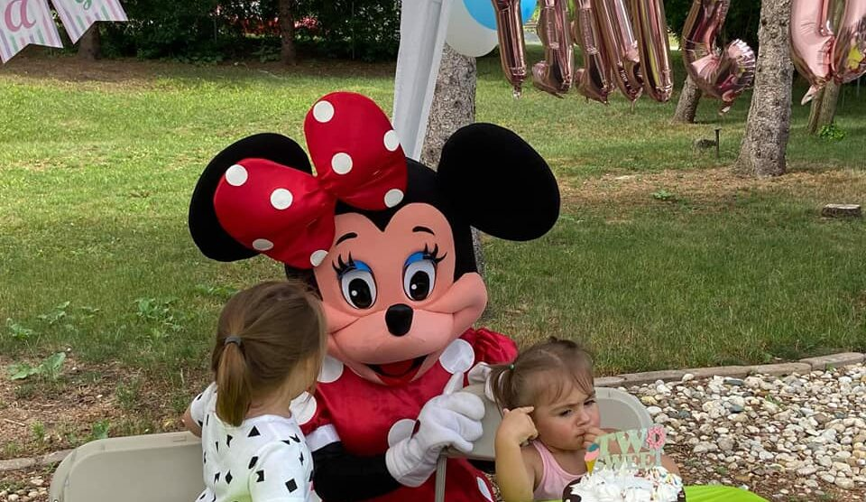 Mrs. Mouse Birthday Party!